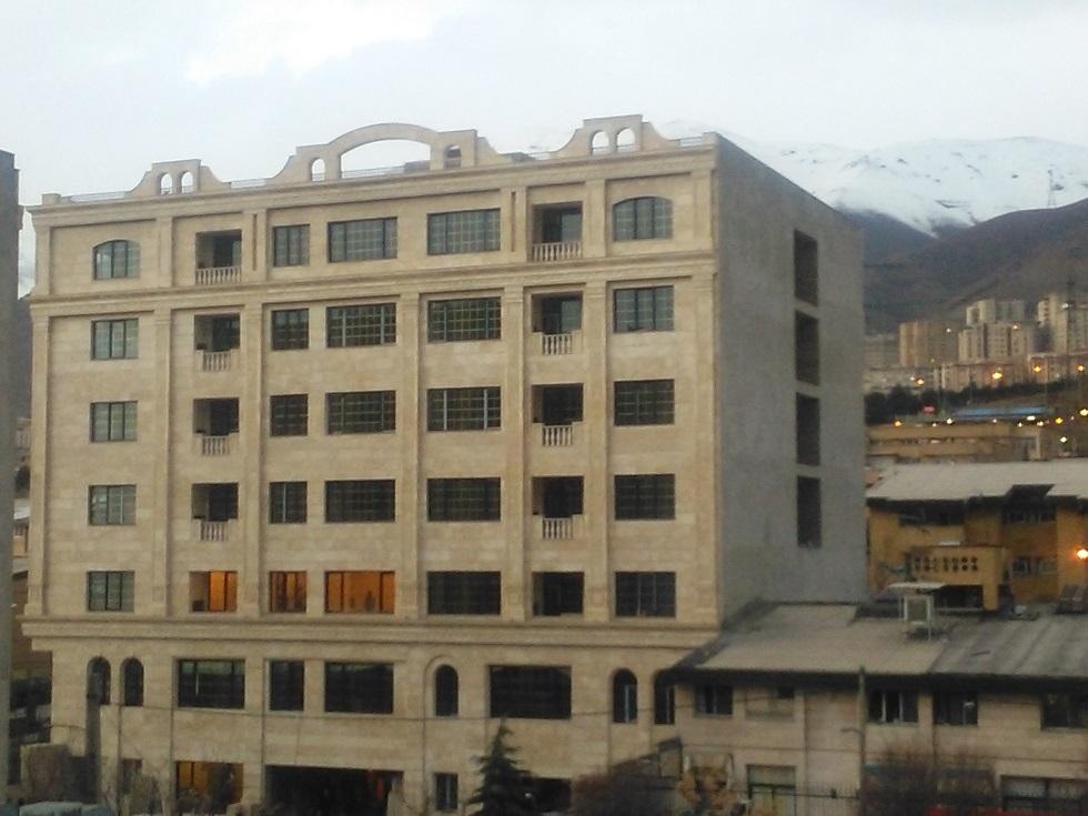 پروژه مسکونی عرشیان (محلاتی 2):
